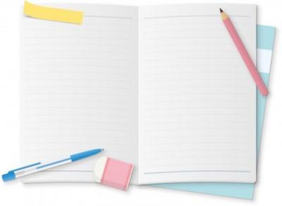 願望を紙に書き出して一年間の目標を決めよう
