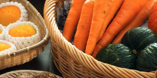 冬の根菜類