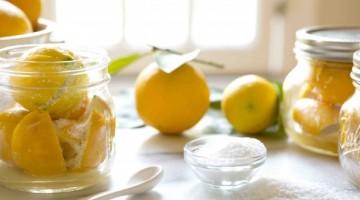 材料にこだわった究極の塩レモンの作り方☆