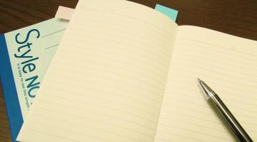 学習記録ノートを使って毎日の勉強の効率をアップさせよう!