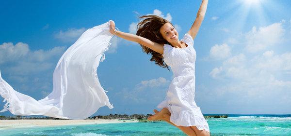 陽気になることで、幸せがどんどんやってくる法則