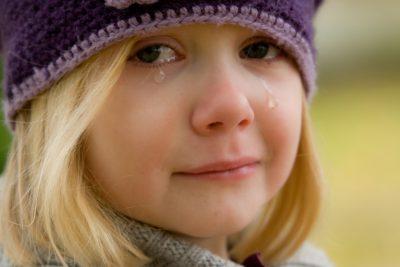 泣きたいときはしっかりと泣く