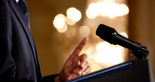 1分間スピーチで緊張する人にお奨めのあがらない話し方