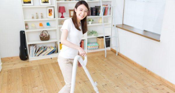 部屋掃除のやり方を変えて、無駄な時間を激減させる5つのコツ
