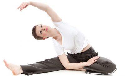 軽い運動で心拍数を上げる
