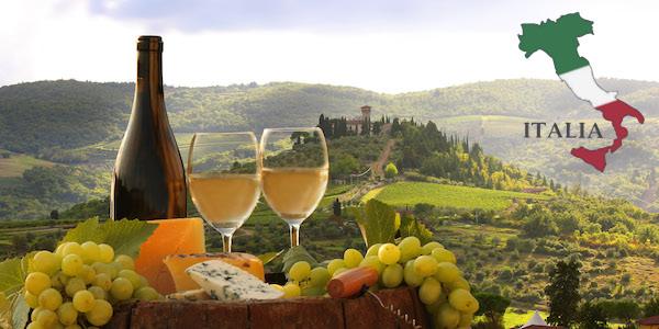 お手頃価格のイタリアワイン!おすすめ白ワイン5選