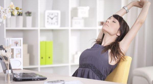 気持ちの切り替えをその場で実現する5つのリラックス術