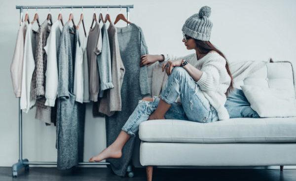 断捨離の考えを学んで、増え過ぎた服を整理する方法